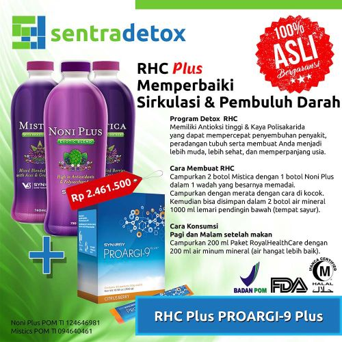 RHC Plus ProArgi 9 Plus